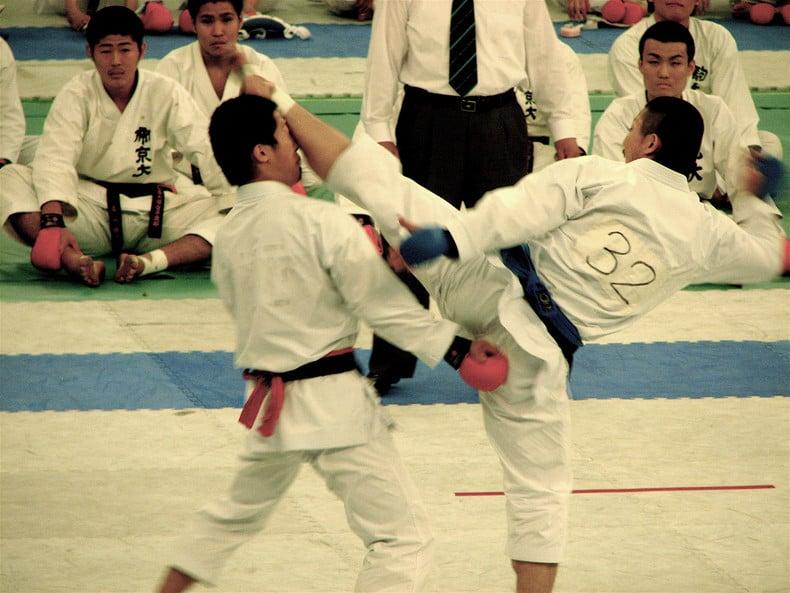 As 10 Artes marciais japonesas 2