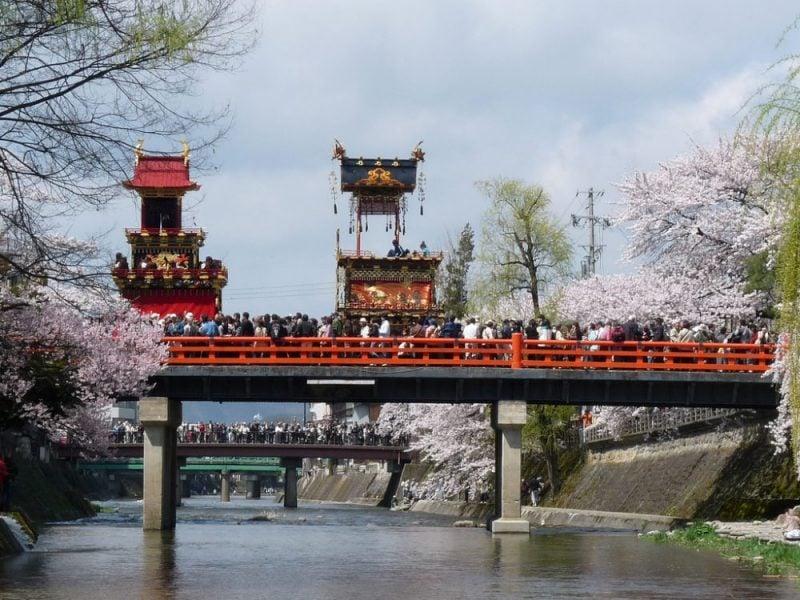 Takayama Matsuri (高山祭り), um dos festivais mais famosos do Japão. - takayama matsuri festival japao 3