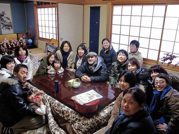 Kazoku - Membros da família em japonês