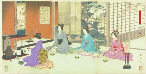Cerimônia do chá japonesa – tudo sobre chanoyu