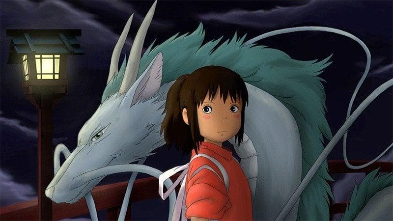 Lista con las mejores películas de anime de Japón