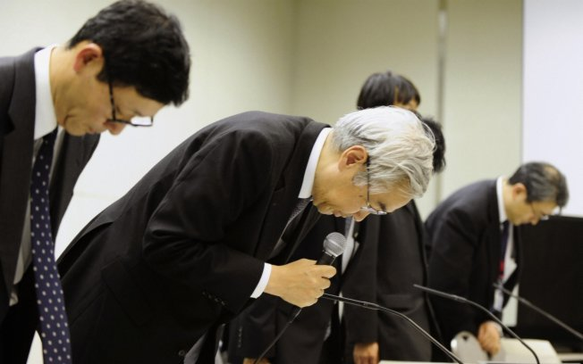 A honestidade dos japoneses