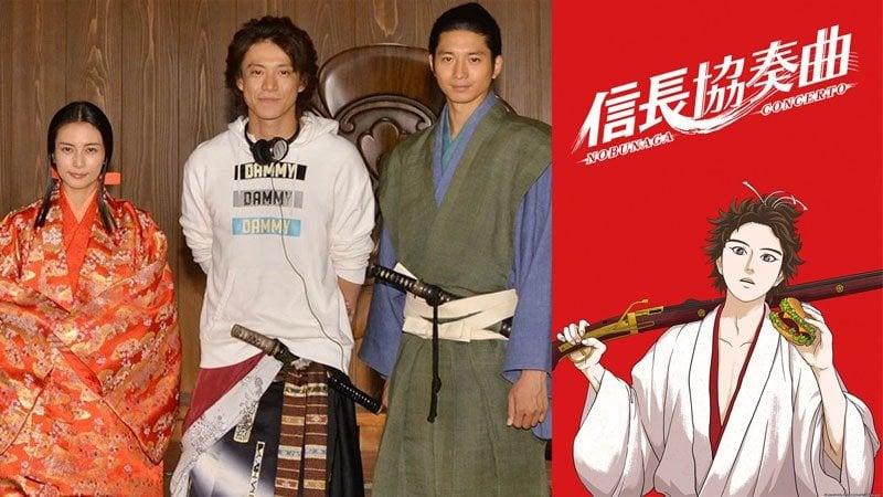 Doramas que superaram seus animes - nobunaga