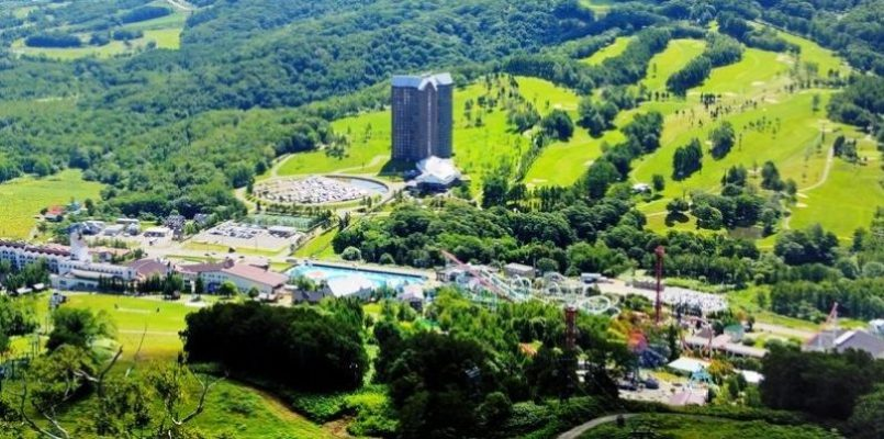 Os 10 melhores parques do Japão - parque japones verde 4