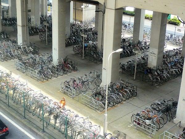 As bicicletas no Japão - bicicletas no japao 4