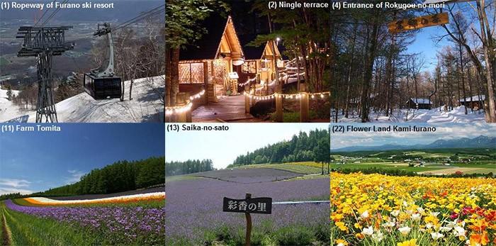 Hokkaido guide - sapporo, hakodate, otaru and asahikawa and furan