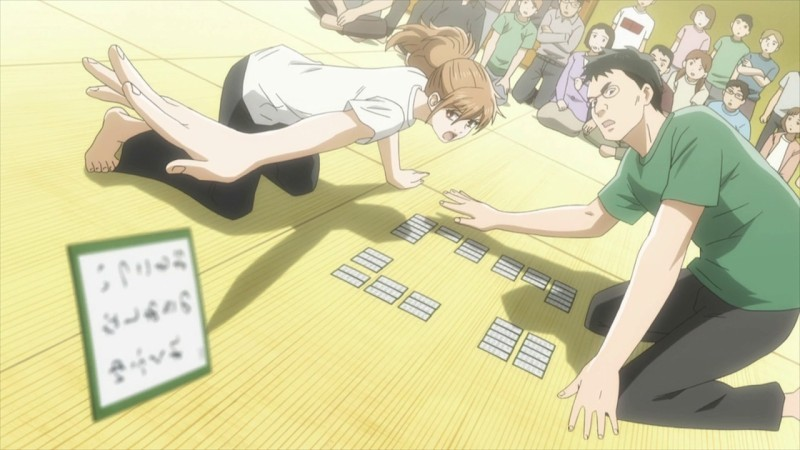 Os melhores animes Josei + Lista - karuta chihayafuru 2