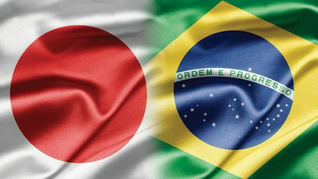 Resultado de imagem para japao e brasil