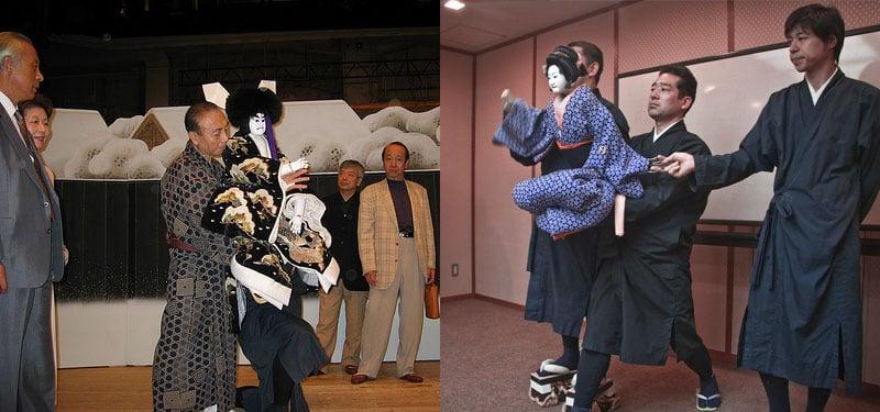 15 Tipos de Arte japonesa e técnicas culturais - hidarizukai 1