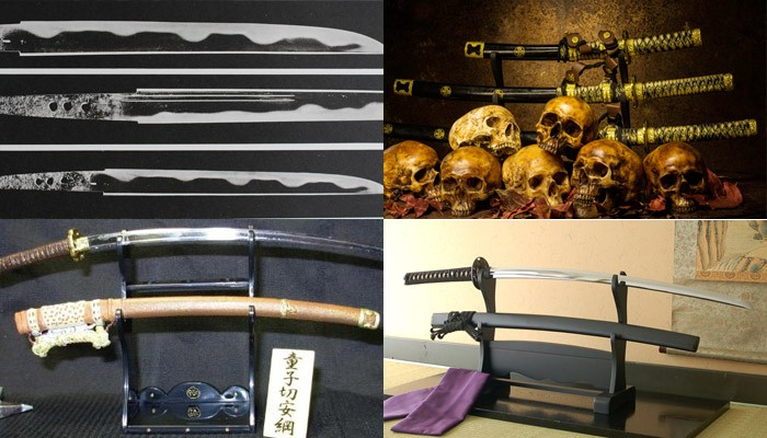 Katana - As lendárias espadas do Japão