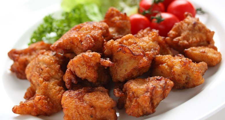 Karaage - técnica japonesa para fritar frango