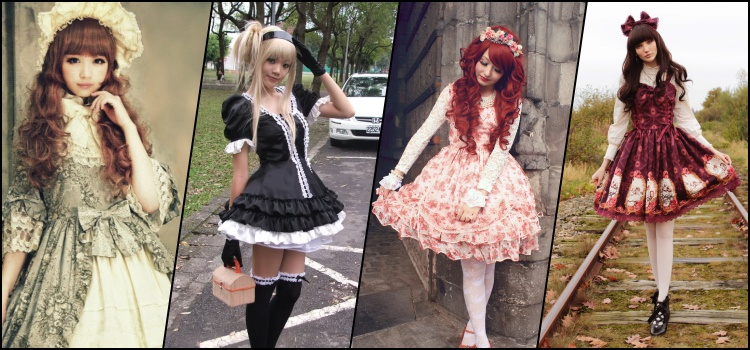 Lolita - getting to know the loli and their style