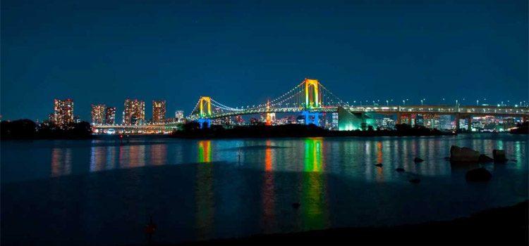 Odaiba - a ilha artificial de tokyo