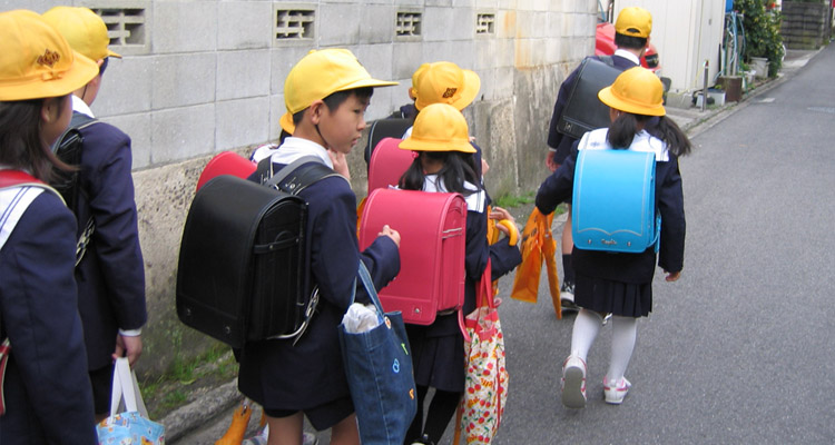 Randoseru – the indestructible japanese backpack