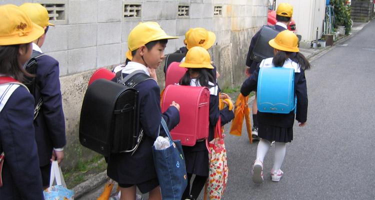 Randoseru - Mochila japonesa indestrutível