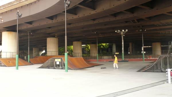 Skate no Japão 1