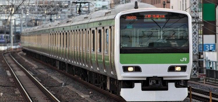 Retrospectiva Japão 2016 - yamanote 1