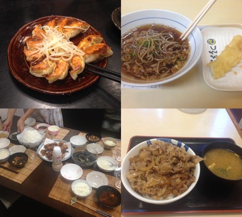 Viagem ao Japão 2016 - O que eu comi? 3