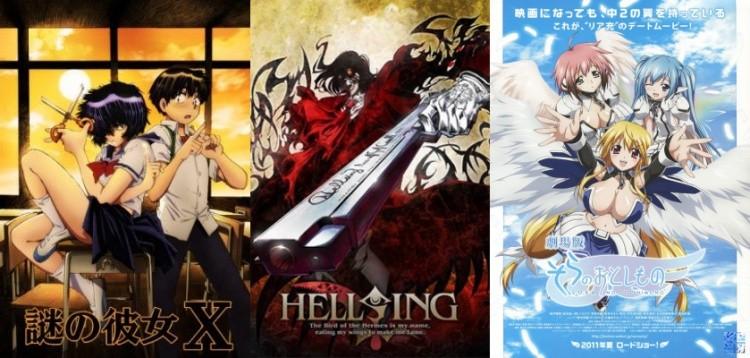 7 Animes inspirados em mangás - by Leonardo - mangas32 2