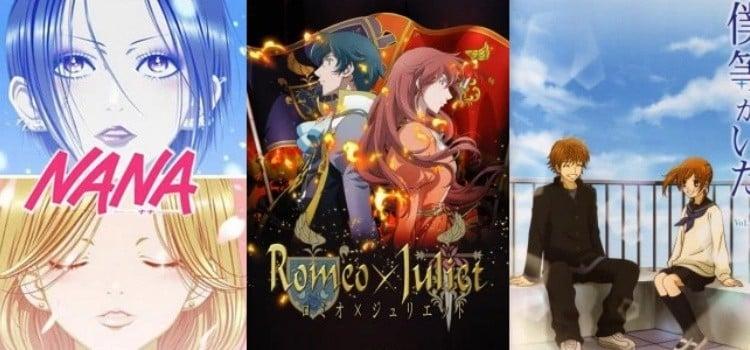 O Guia definitivo de Animes Shoujo