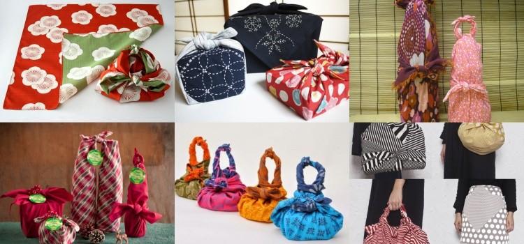 Furoshiki - das charmante japanische Paket