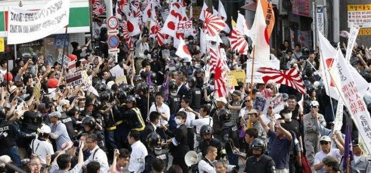 Mối quan hệ giữa Hàn Quốc và Nhật Bản - hai ghét nhau?