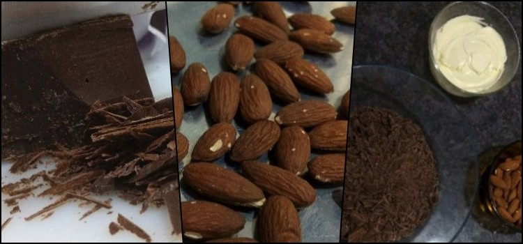 Kimi ni Todoke - Valentine's chocolate - Receita - chocolate3 1