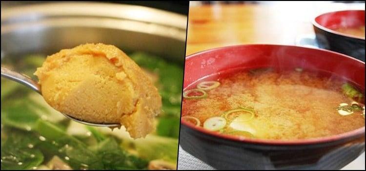 Sopa de miso - misoshiru - Tradicional e deliciosa - misso 1