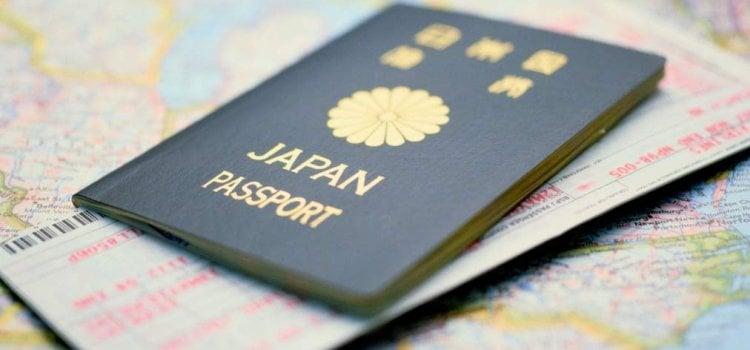 passaporte japonês cidadania japonesa nacionalidade naturalização