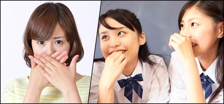 O Flúor é proibido no Japão? - boca sorriso 1