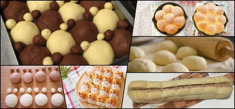 Você conhece Chigiri Pan? Aprenda a faze-lo - Receita 2