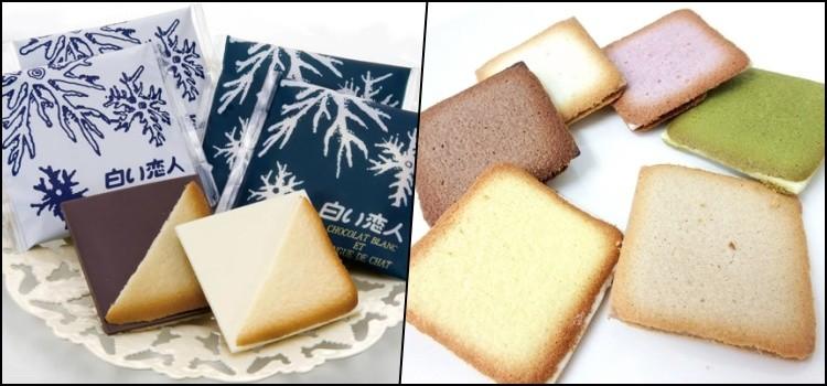 Receita de Shiroi Koibito - Biscoito - chocolate 1