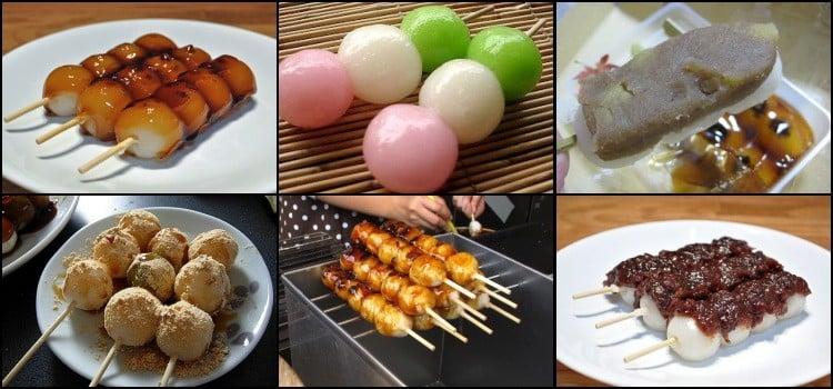 Yatai - Conheça as comidas de rua do Japão dango