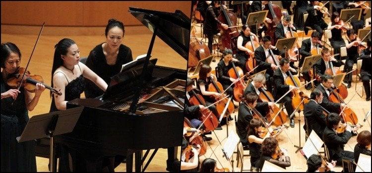 Ảnh hưởng của âm nhạc cổ điển ở Nhật Bản