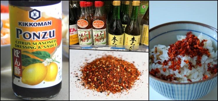 Shichimi togarashi - tempero de pimenta