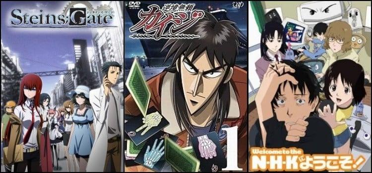 Animes Psicológicos - Os melhores thriller, suspenses e misterios - inteligentes 5