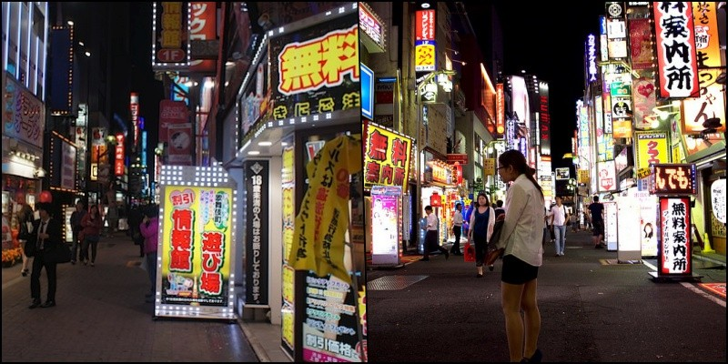 Kabukicho - O maior bairro da luz vermelha do Japão -  1