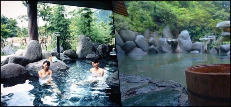 Ainda existem termas ou onsen com banho misto no Japão?