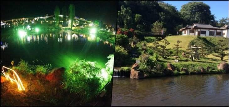 Parque do Japão em Maringá - Conhecendo o Local