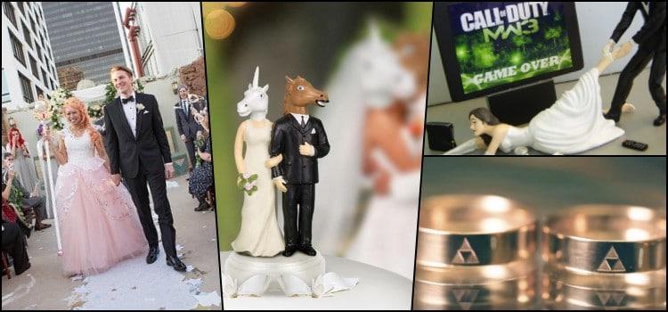 Casamento temático gamer e otaku - dicas e curiosidades