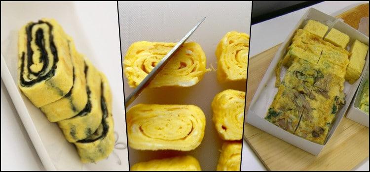 Tamagoyaki - omelete japonês - curiosidades e receitas