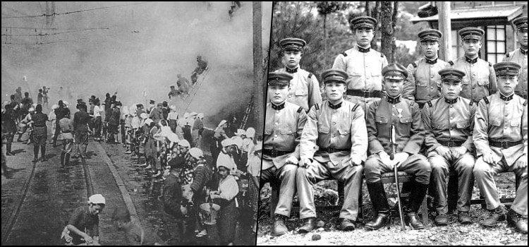 Por que o Japão se envolveu na Primeira Guerra Mundial? - guerra2 1