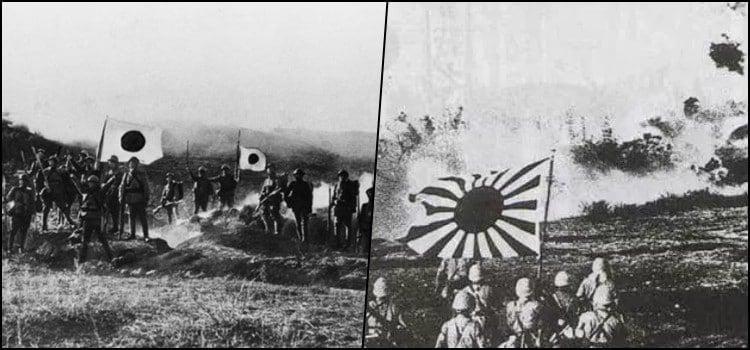 História do Japão Imperial - Segunda Guerra Mundial e Queda