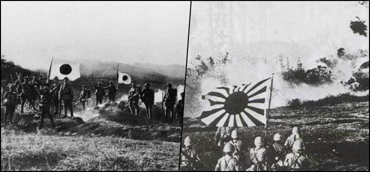Por que o Japão se envolveu na Primeira Guerra Mundial? - guerra3 2