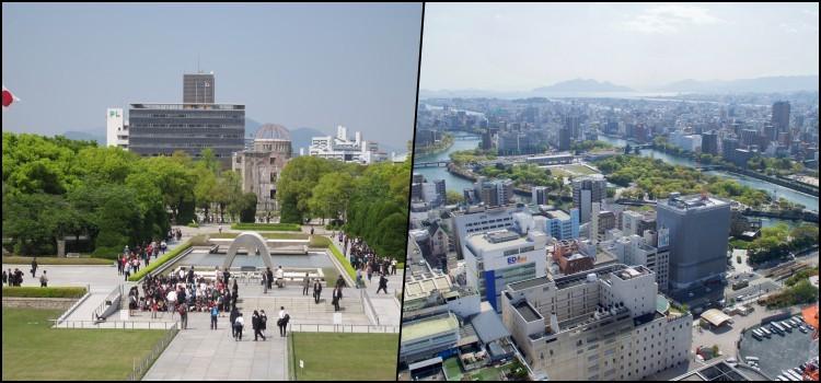 Museu e Parque Memorial da Paz de Hiroshima