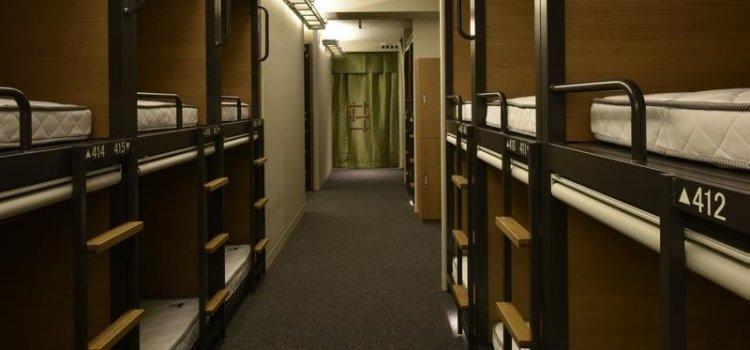Hotéis cápsula - Tudo sobre essa hospedagem do Japão - hostel 1
