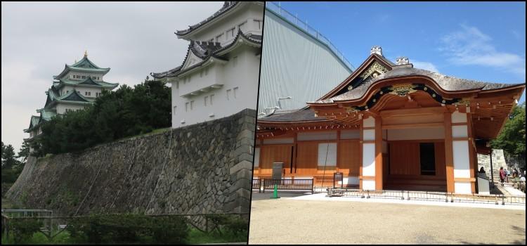 Lâu đài Nagoya - một trong những điểm đến tốt nhất ở Aichi