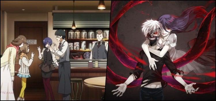25 sự thật thú vị về Tokyo Ghoul - anime và manga
