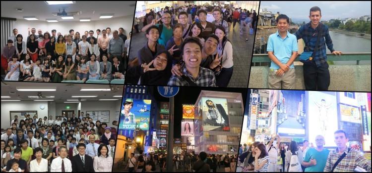 Minha experiência com as testemunhas de Jeová no Japão - Osaka 4