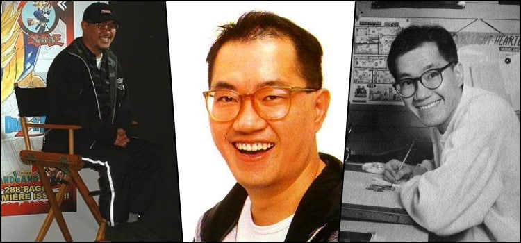 Akira Toriyama - Curiosidades e suas grandes obras - akira toriyama mangaka 1